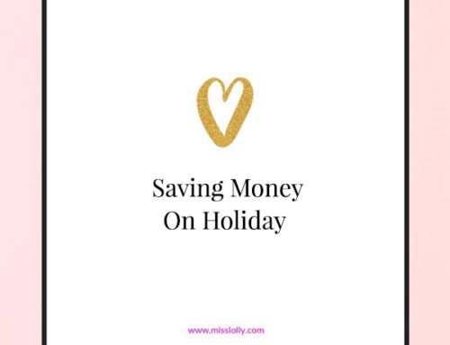 Saving Money On Holiday
