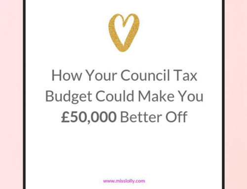 Get Your Council Tax To Make you £50K Better Off